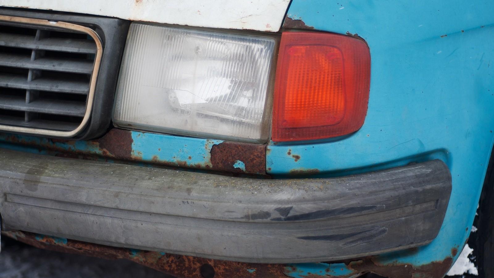 ГАЗ-2304 Бурлак фара