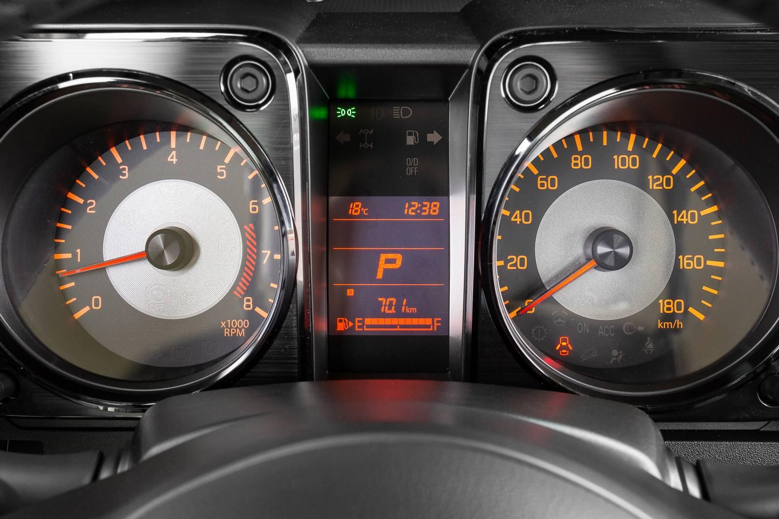 Икона кей-сообщества перестала «козлить»: первый тест-драйв Suzuki Jimny 4 поколения