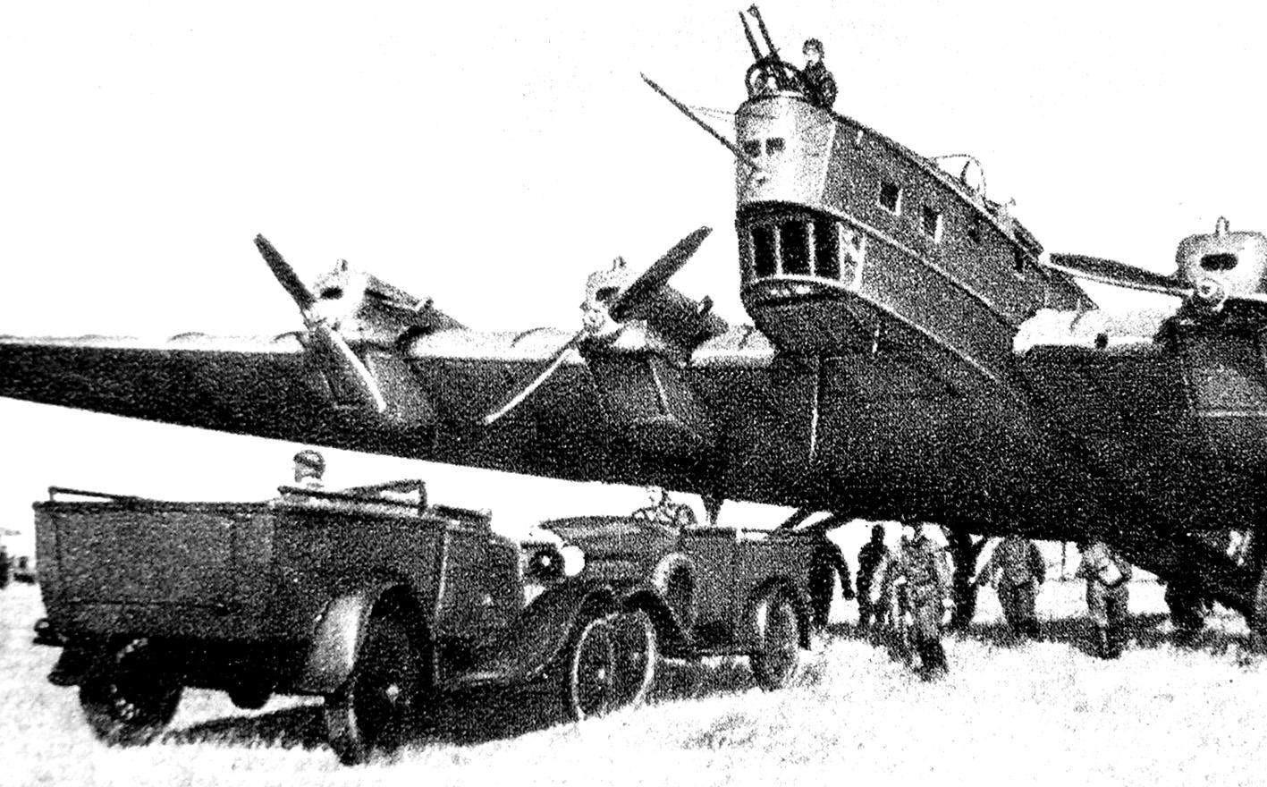 армейские легковушки СССР 7