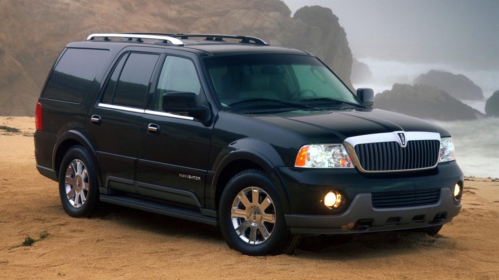 2003–06 Lincoln Navigator (U228) '2002–06