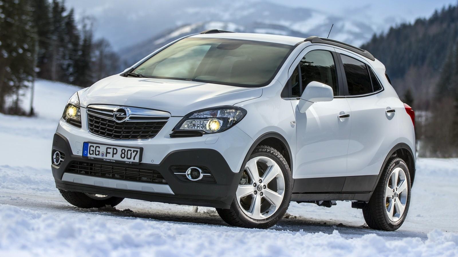 Торпедо Opel Mokka Turbo 4х4 '2021–16