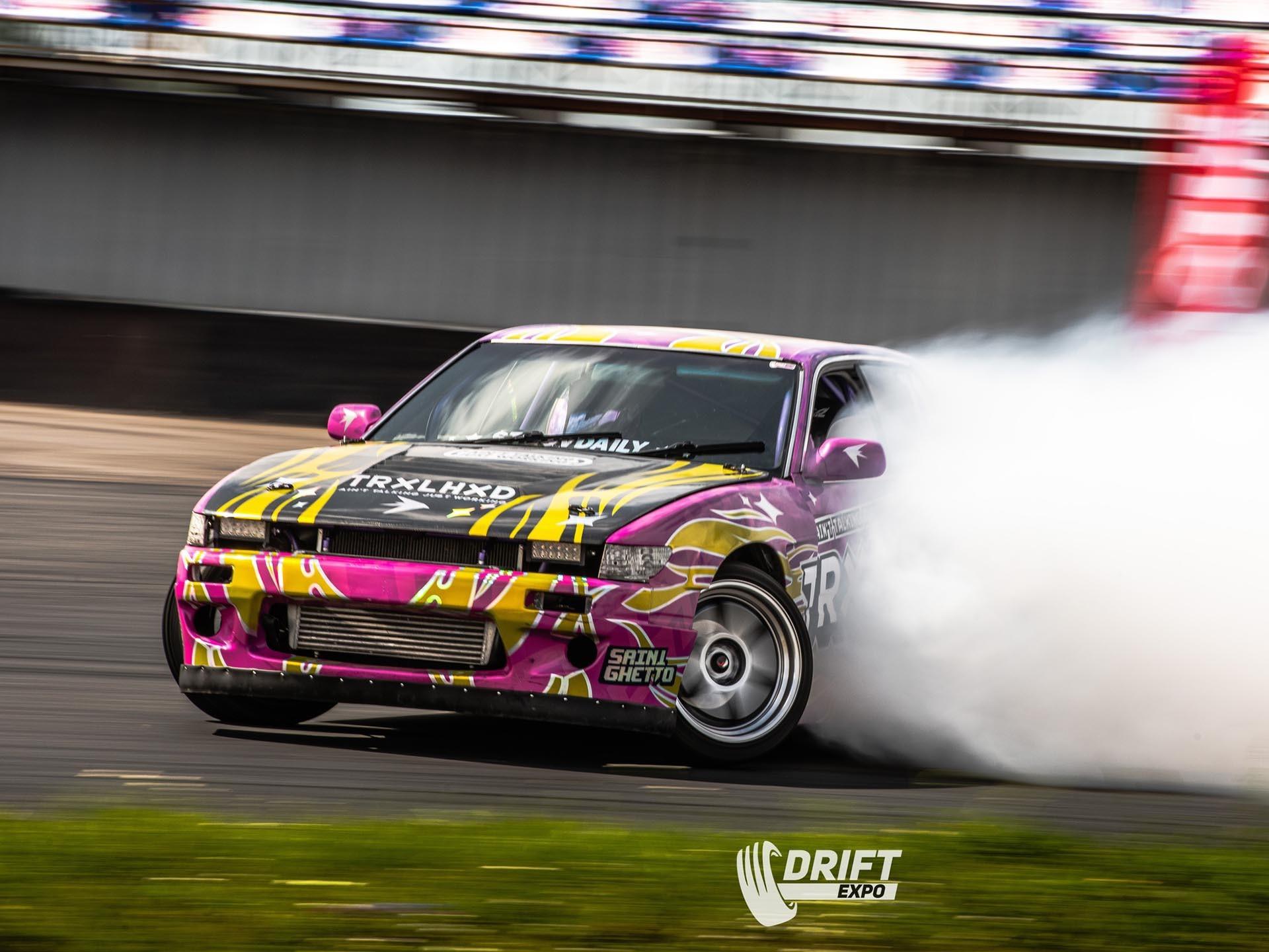 Drift Expo Track Mode 29-30 мая на ADM Raceway