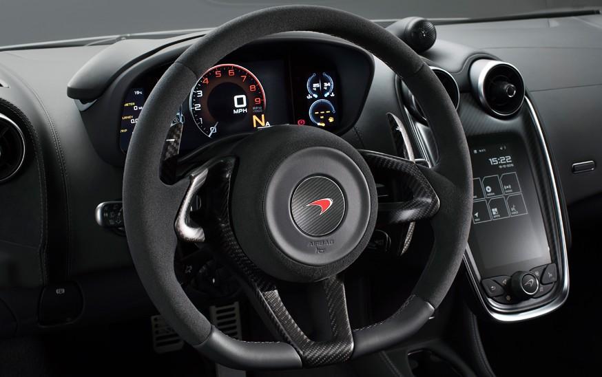 Новый спорткар McLaren может получить лёгкую основу и установку с отдачей более 608 л.с.