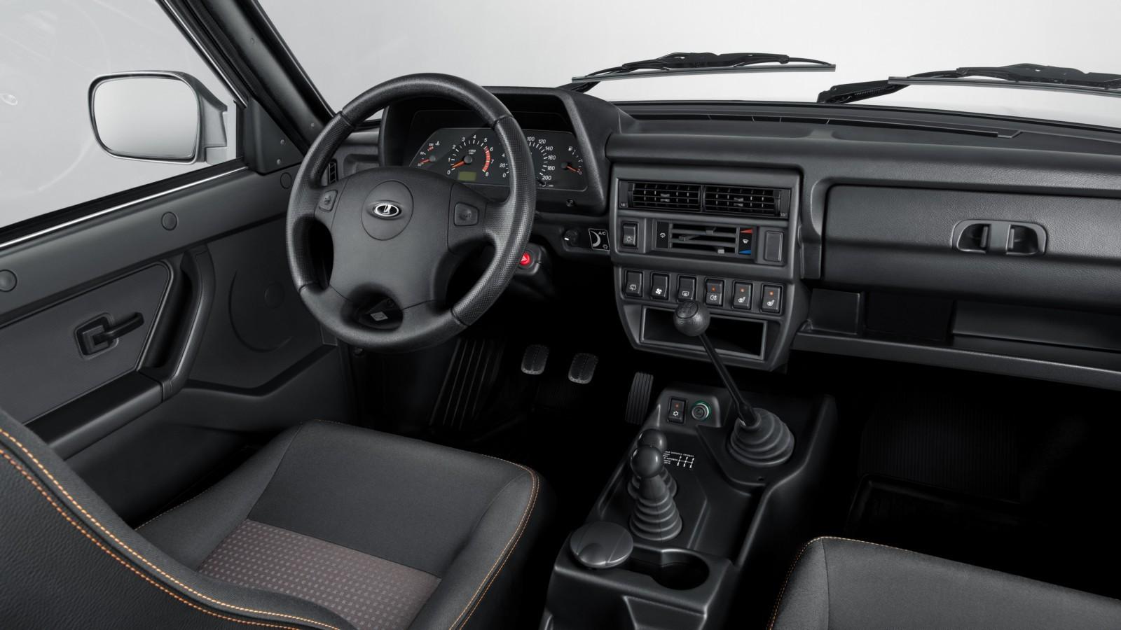 Lada 4x4 Urban
