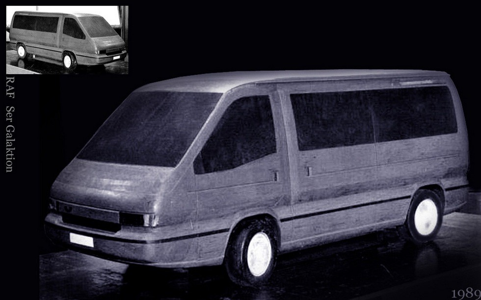 макет РАФ-М2