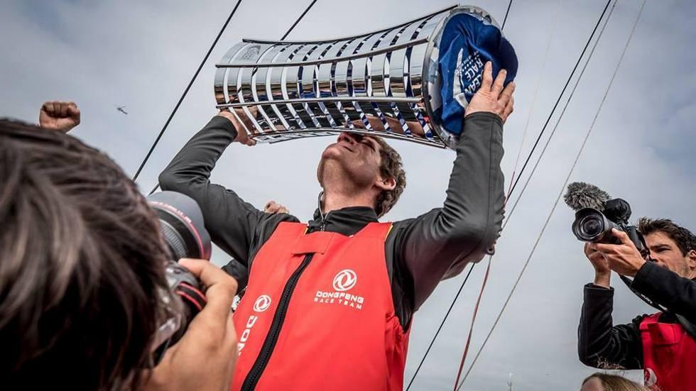 Volvo Ocean Race Dongfeng Race Team