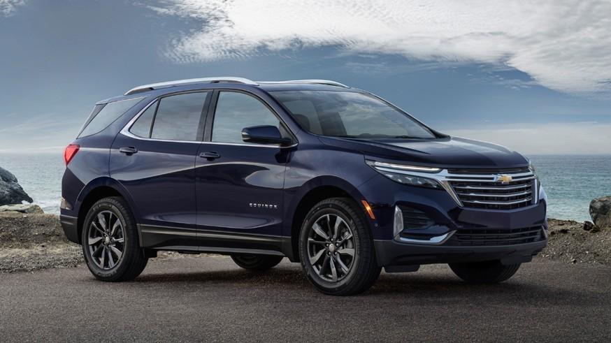 Кроссовер Chevrolet Equinox следующего поколения переедет на другую платформу