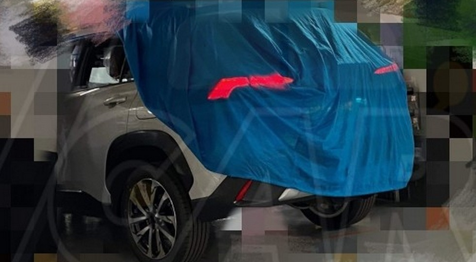 Новый паркетник Toyota Corolla Cross: в стиле RAV4, но меньше и дешевле