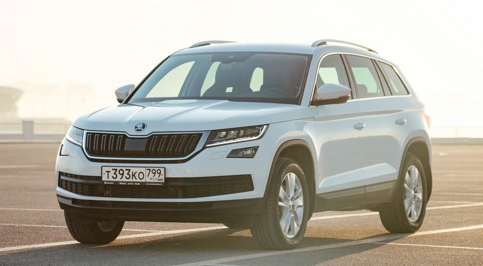 ТОП-10 SUV России: «минус» Креты, внушительный прирост у X-Trail и третье место Lada 4x4