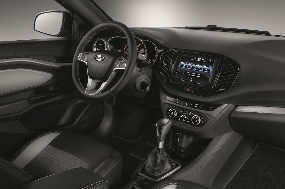 Lada Vesta CVT – на конвейере! Японский вариатор, приводной вал с промопорой, клиренс – а дорожный просвет 178 мм