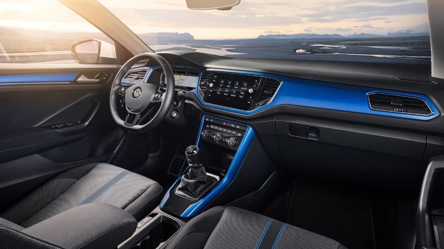 Volkswagen собирается освежить T-Roc: первое изображение обновлённого кроссовера