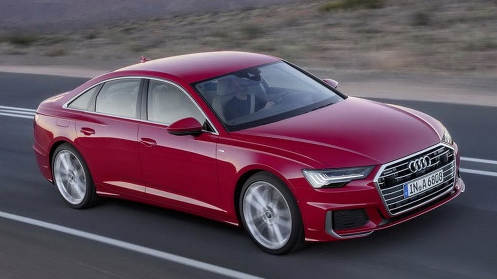 Audi A6 2019 2