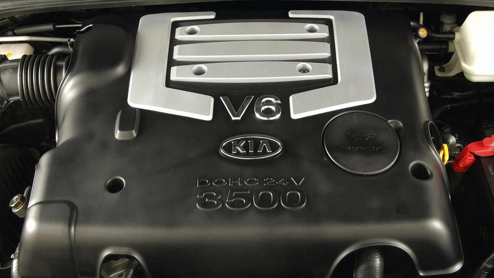 Двигатель Kia Sorento '2003–06