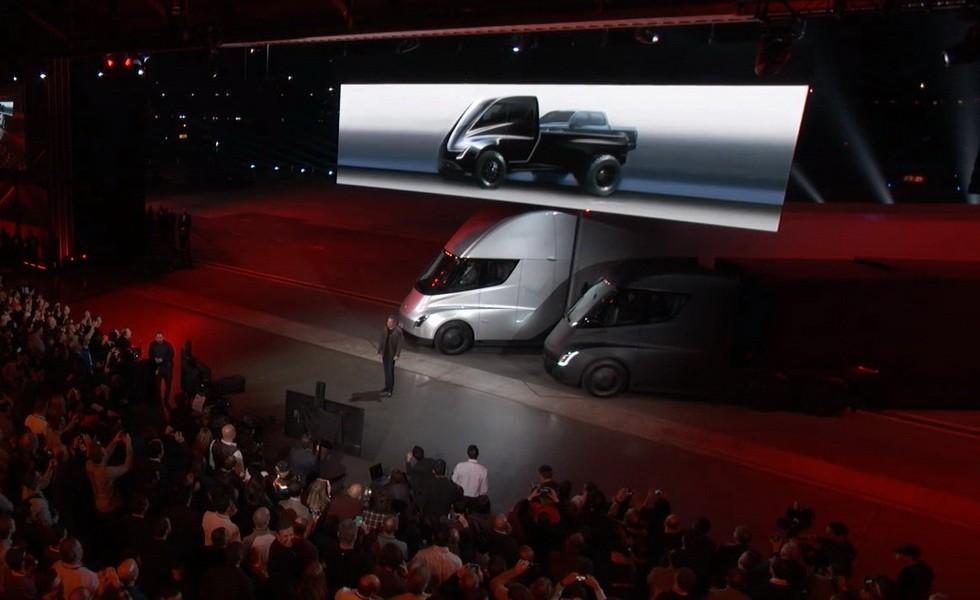 Tesla Pickup 2
