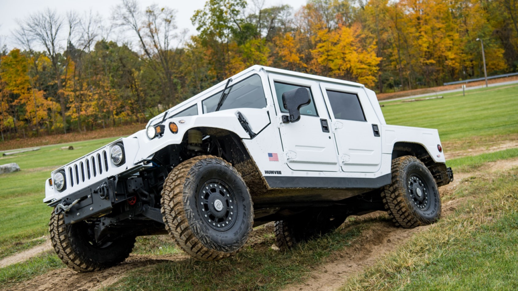 Humvee C-Series от VLF Automotive