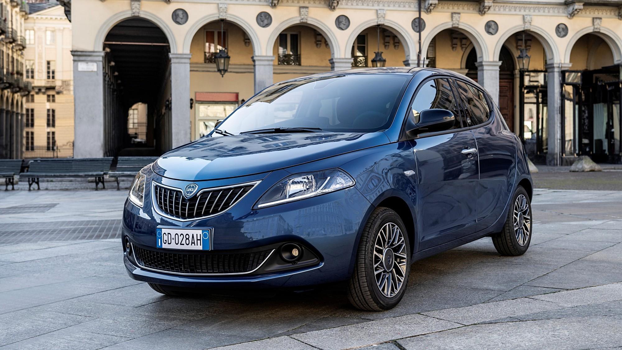 Возвращения легенд не ждите: Lancia готовит три массовые новинки для Европы