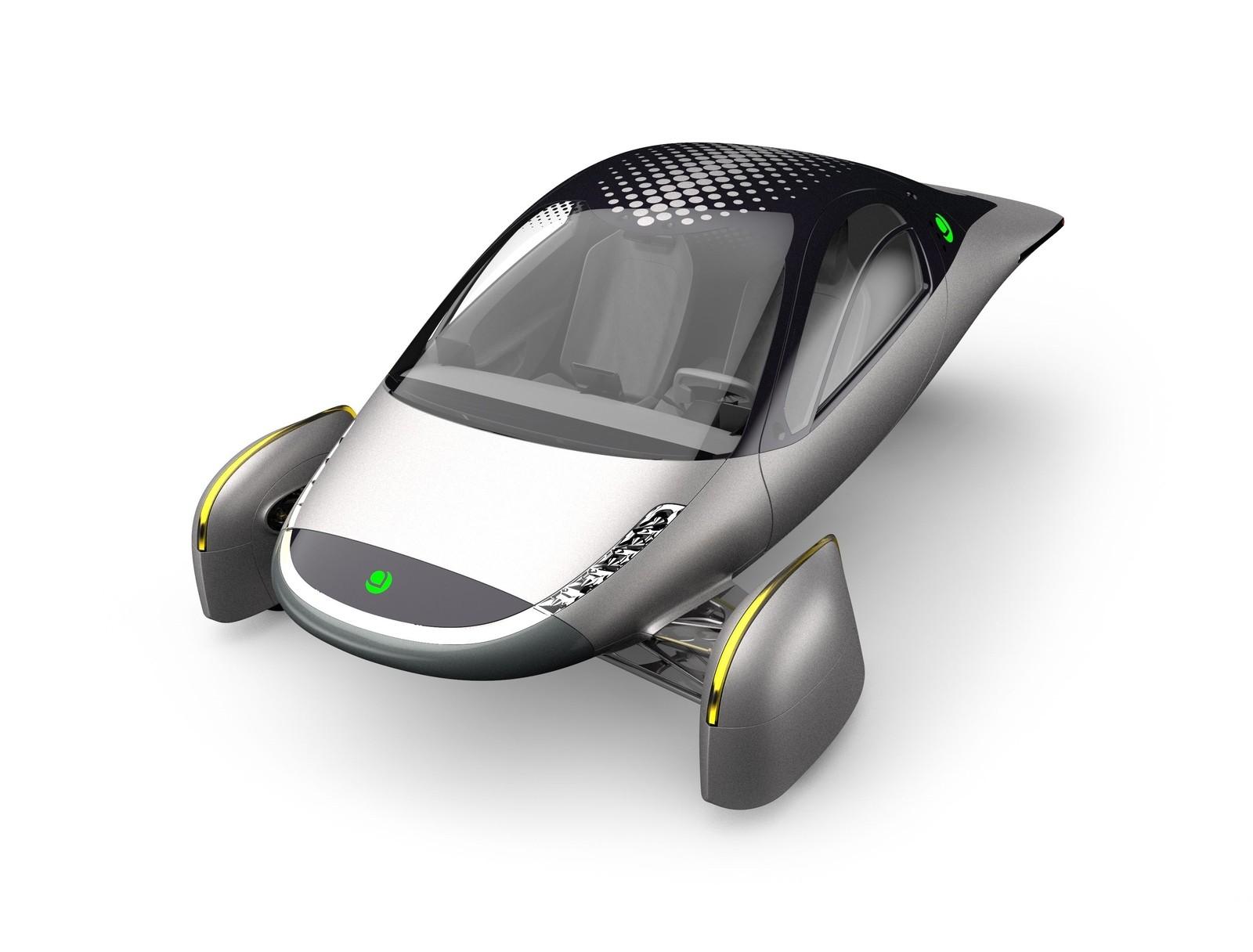 Представлен трёхколёсный электрокар сзапасом хода в1600 километров