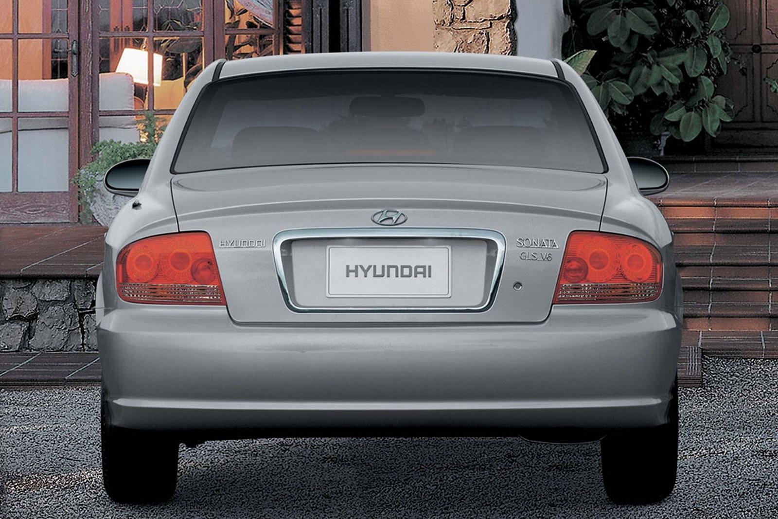 Hyundai Sonata (EF) '01.2001–08.2004