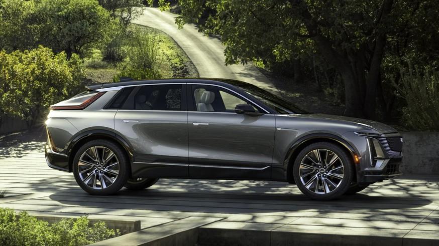 Первый «зелёный» кроссовер бренда: Cadillac начнёт принимать заказы на Lyriq этой осенью