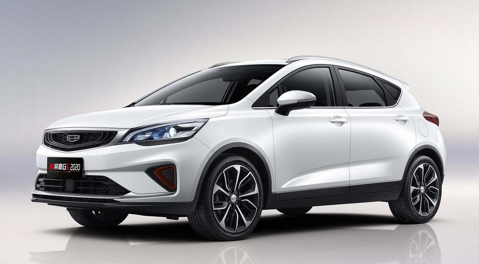 Geely Emgrand GS 2020