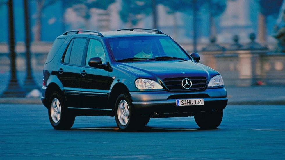 Mercedes-Benz ML 230 (W163) '1997–2001