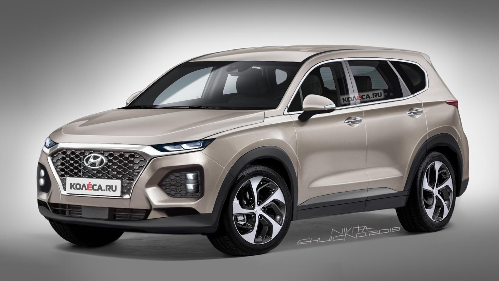 Hyundai Santa Fe front2