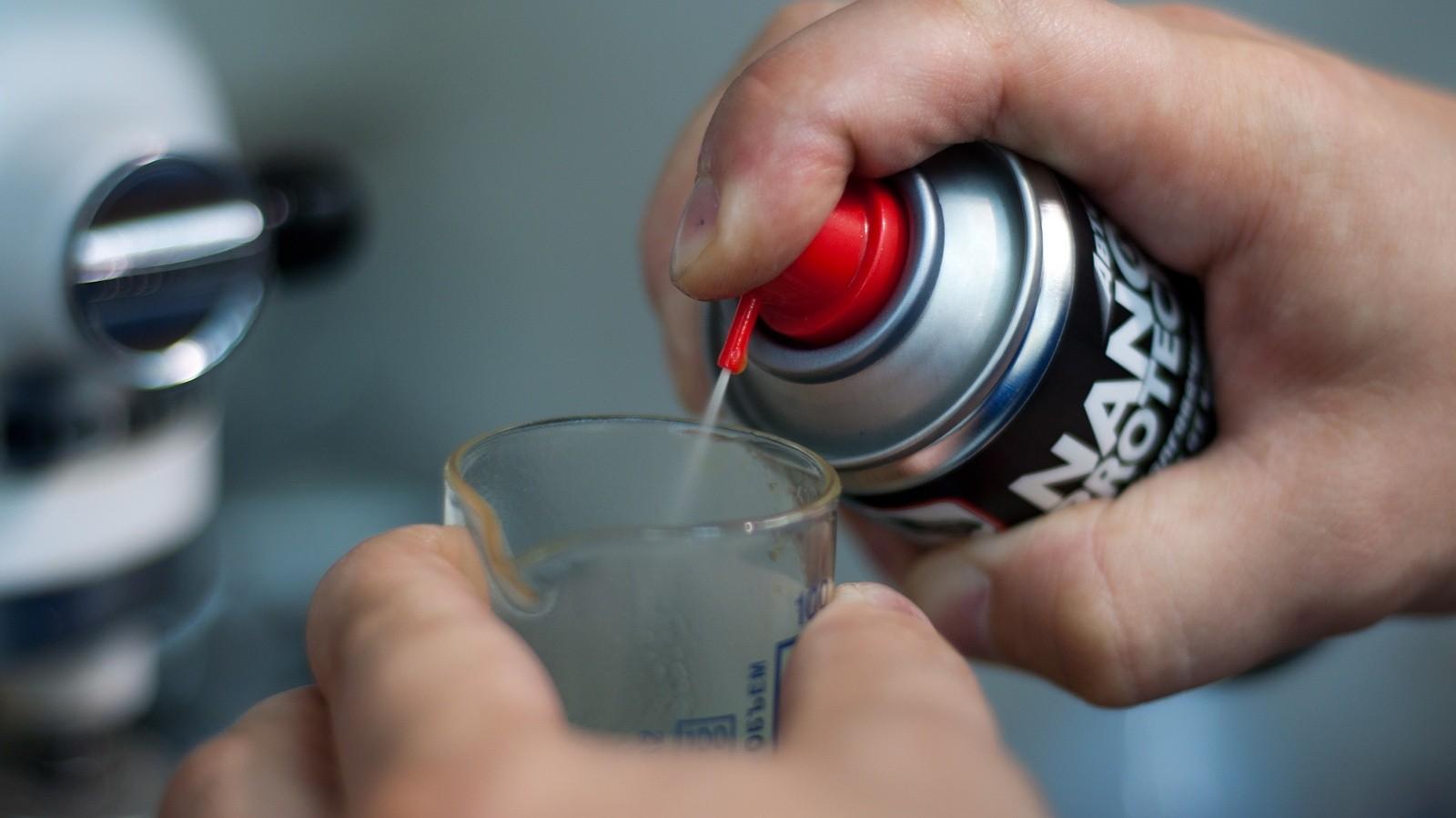тестирование жидких ключей
