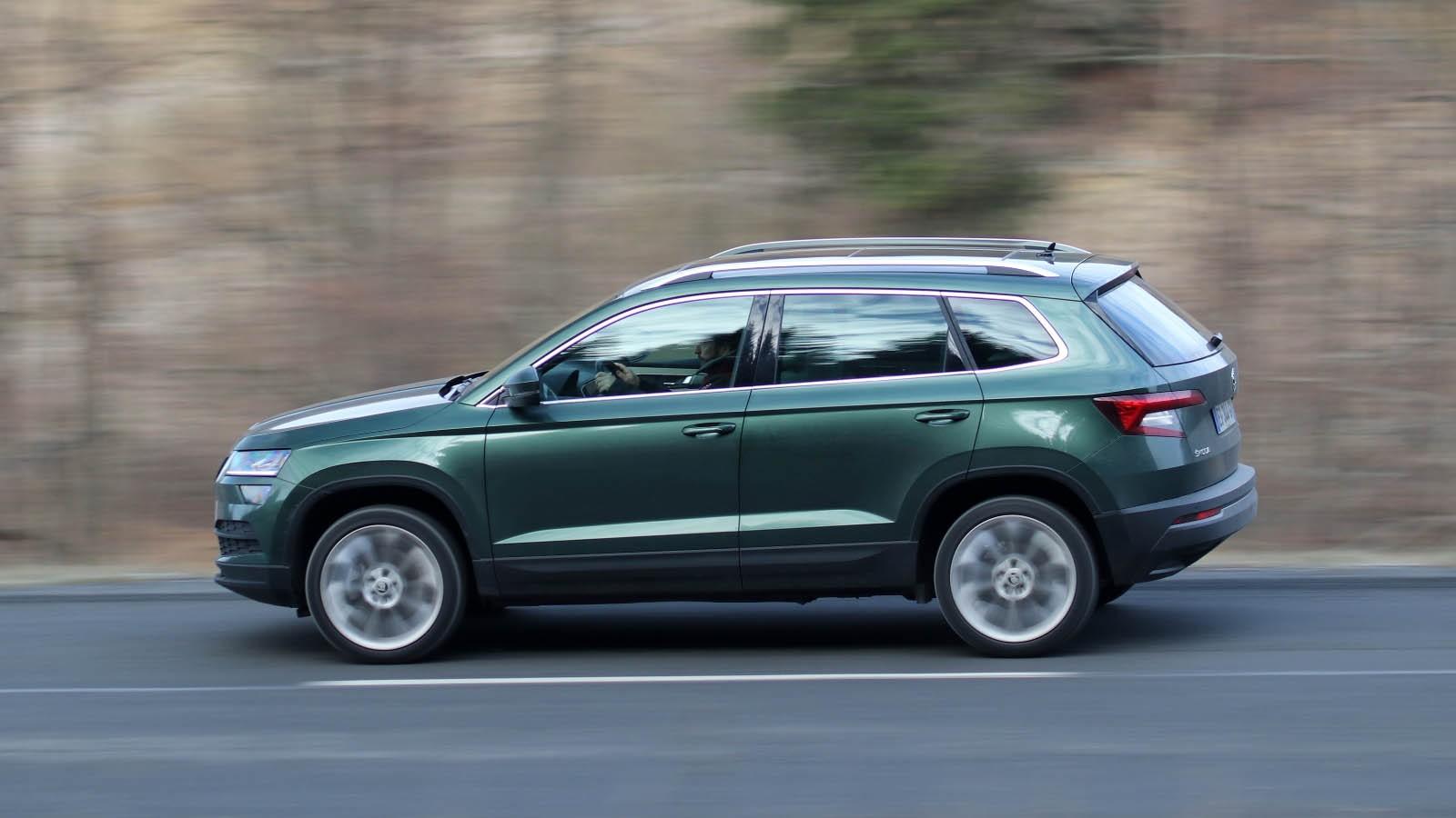 Škoda Karoq '2017–н.в.