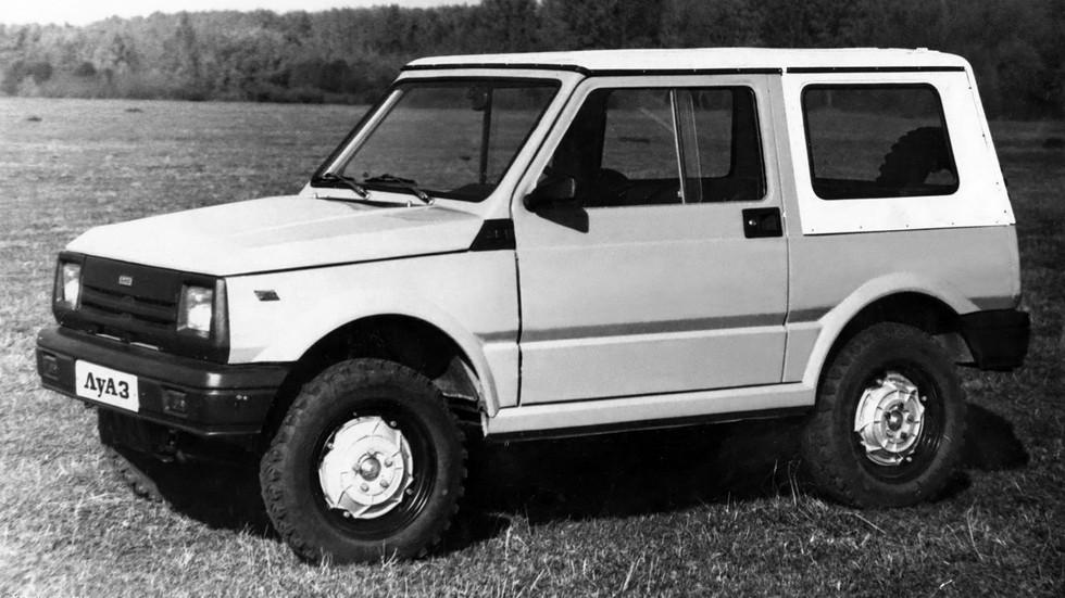прототип ЛуАЗ-1301