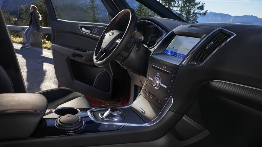 Ford вывел на европейский рынок S-Max и Galaxy с новой 190-сильной гибридной установкой