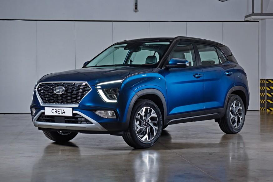 Российская Hyundai Creta подорожала в новом поколении, но стала богаче