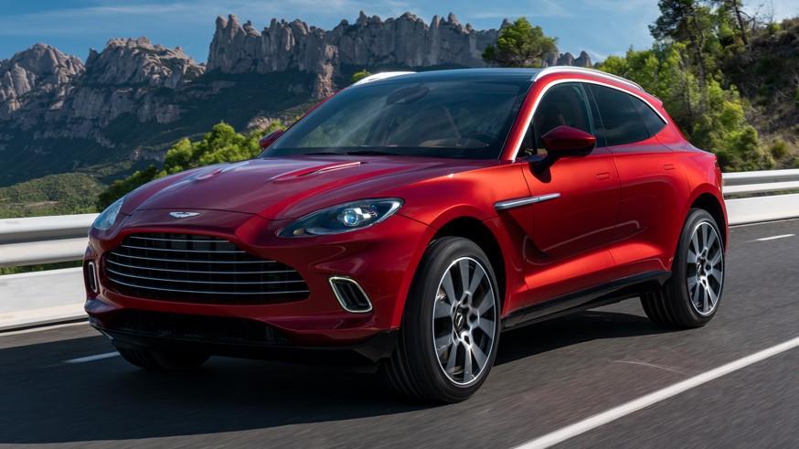 Aston Martin начал разработку двух суперкаров на основе концептов Vanquish и Valhalla
