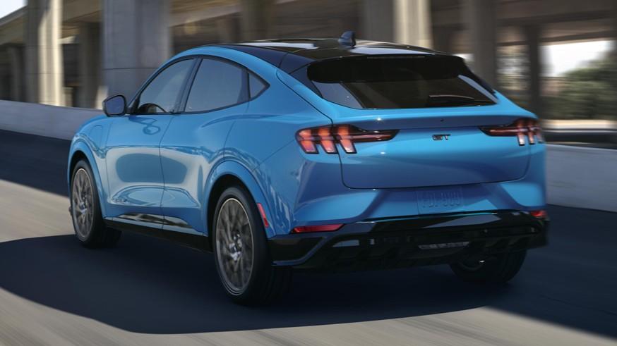 Топовый Ford Mustang Mach-E GT подтвердил свой запас хода без подзарядки