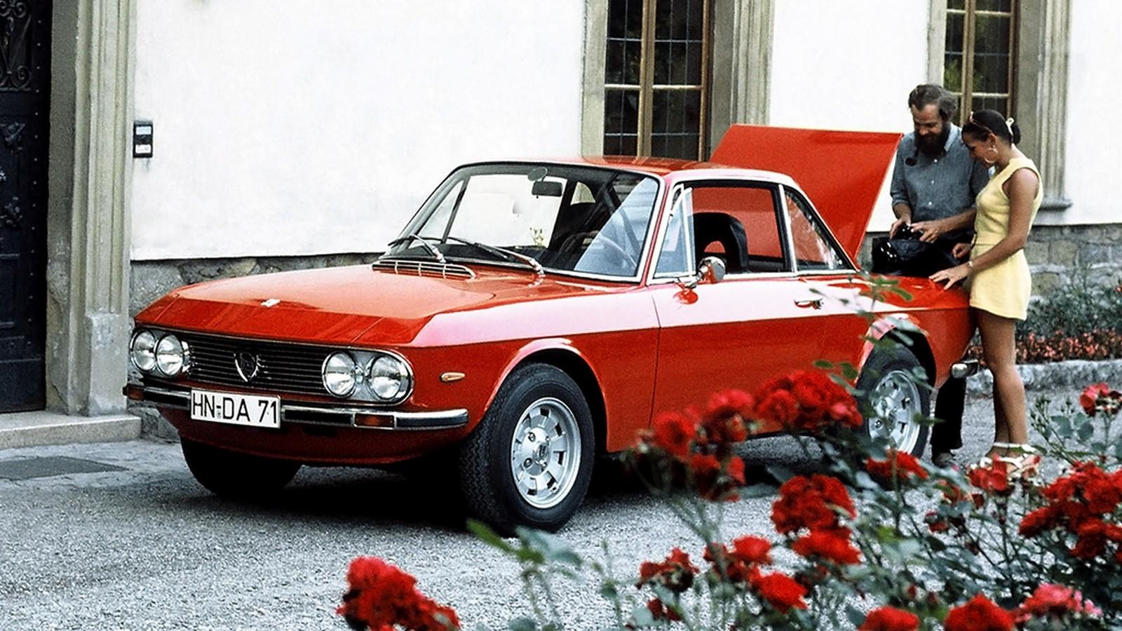 На фото: Lancia Fulvia '1970–73