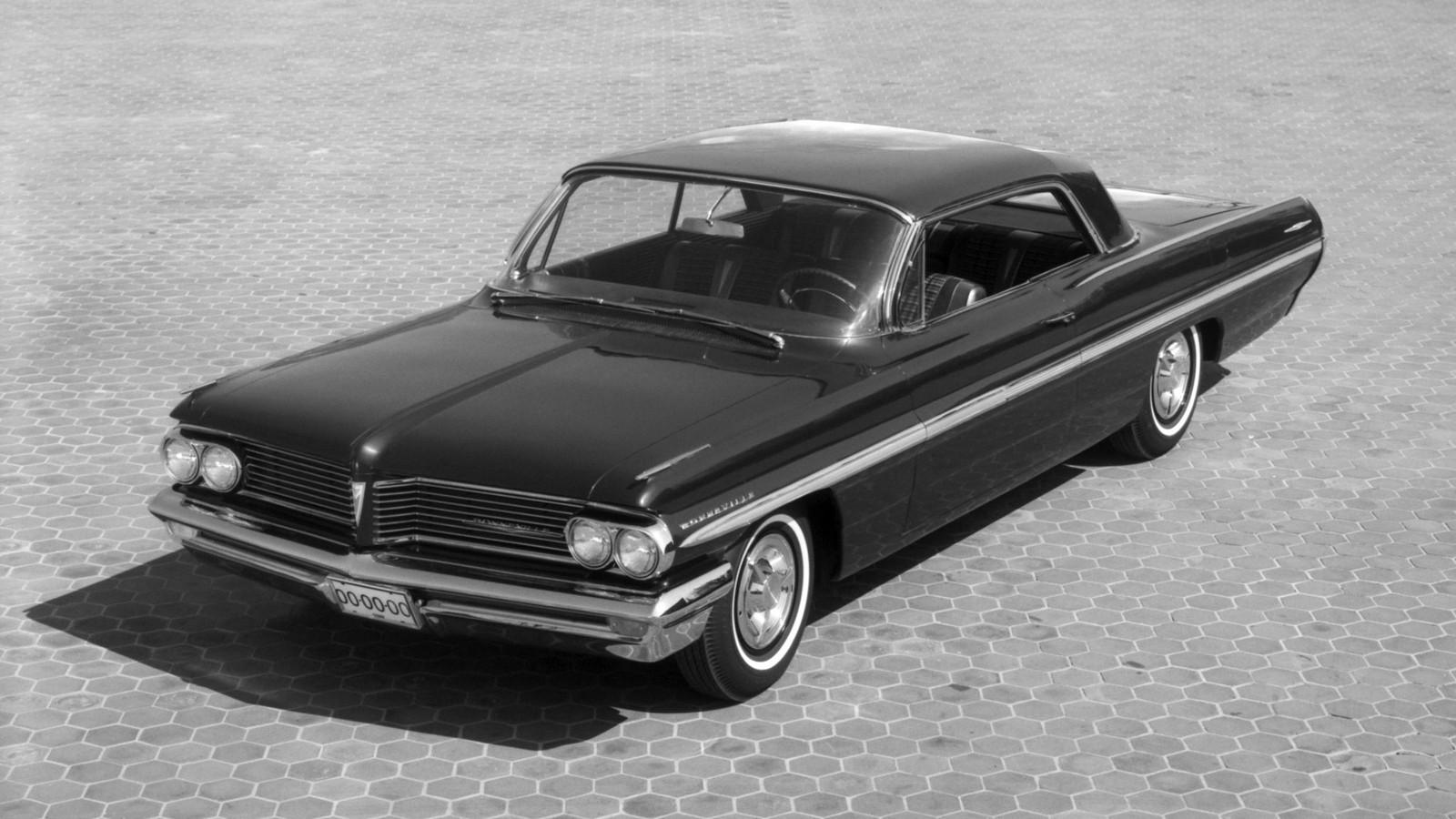 1962 Pontiac Bonneville 2-door Hardtop