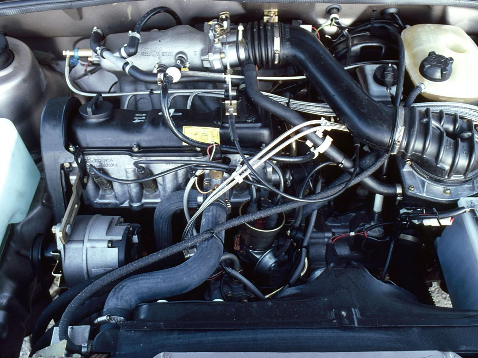 Большинство машин оснащалось восьмиклапанным двигателем. Но и он был заметно мощнее «зубильного» мотора ВАЗ-21083