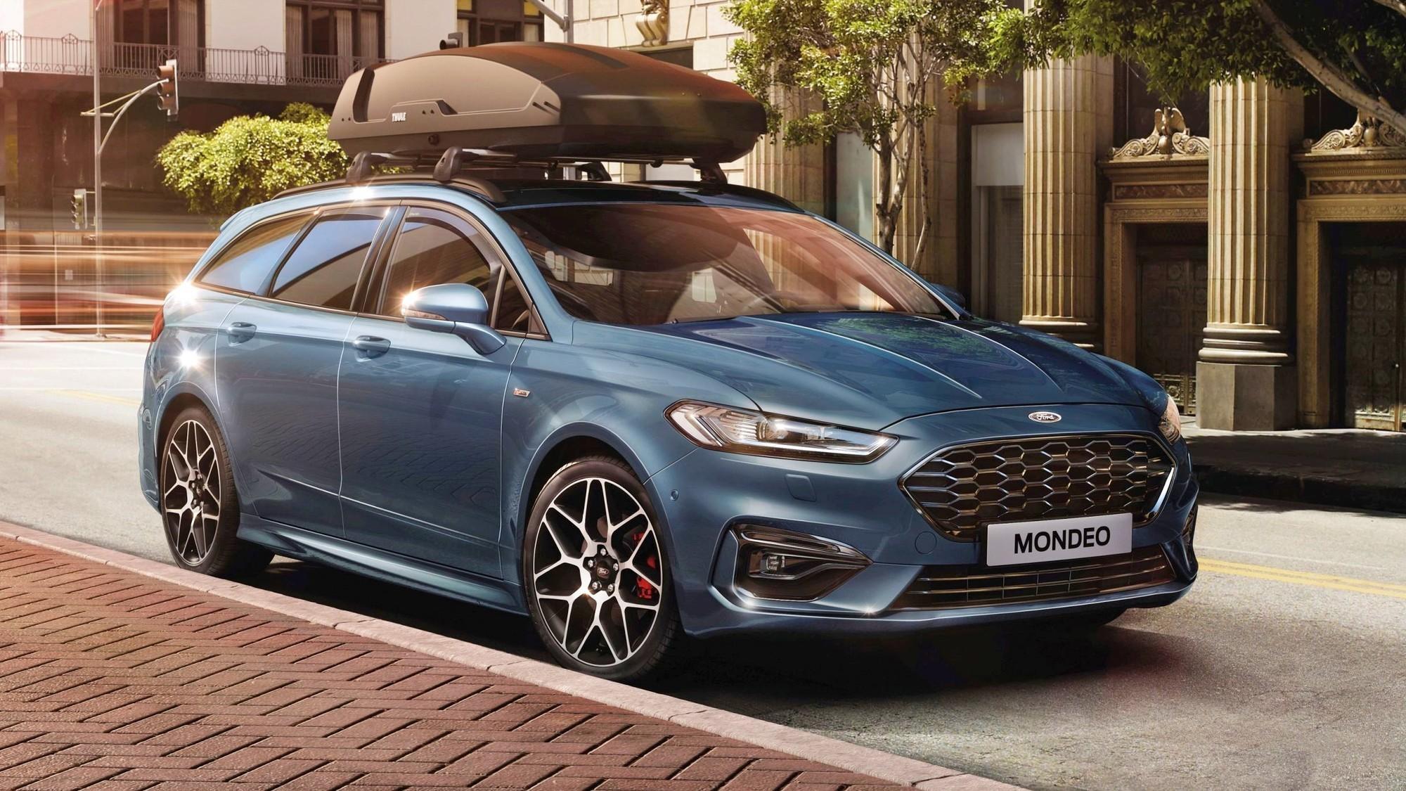 Ford объявил о скором завершении производства Mondeo в Европе