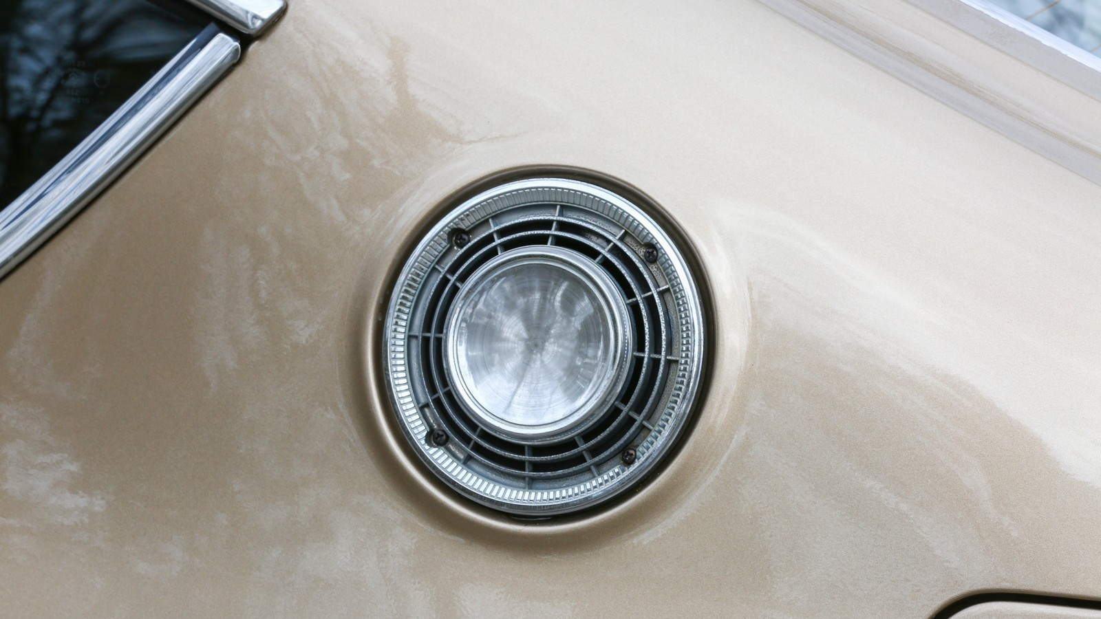 Mazda 929 воздухозаборники