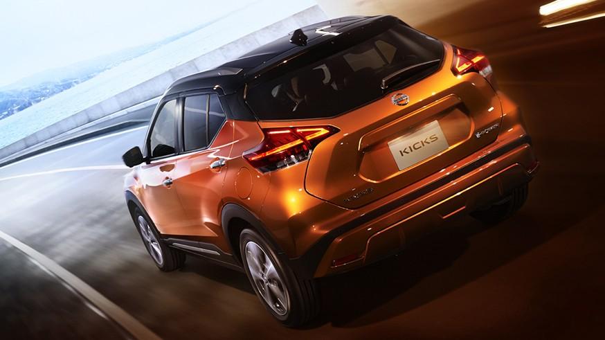 Обновлённый Nissan Kicks теперь и в Японии: гибридная установка и только передний привод