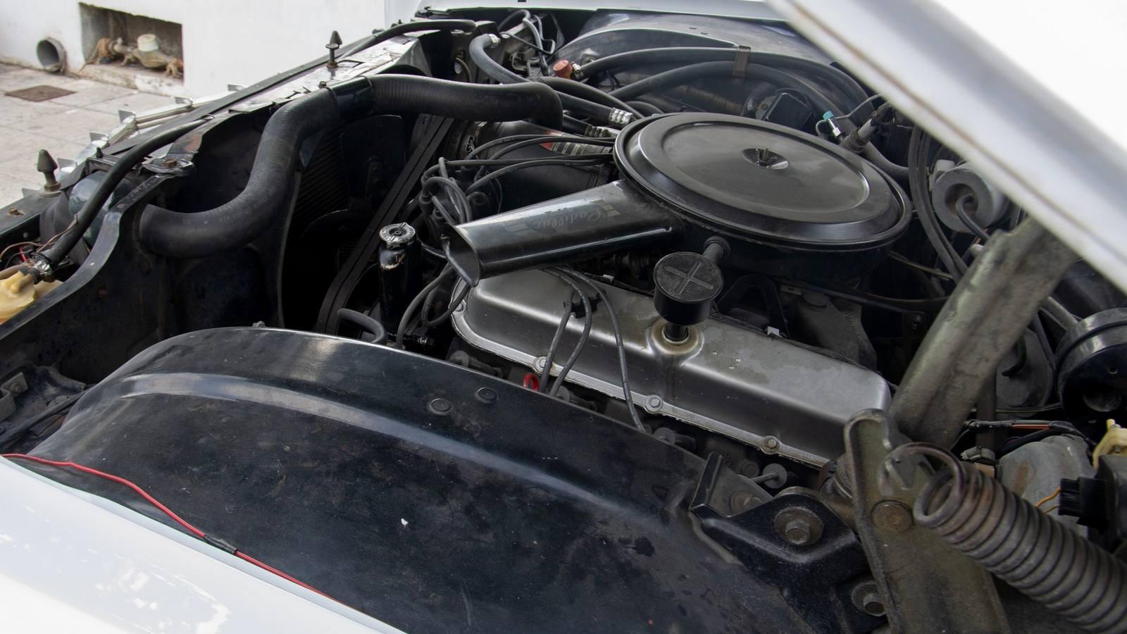 Нервная яхта: тест-драйв Cadillac de Ville 1969 года