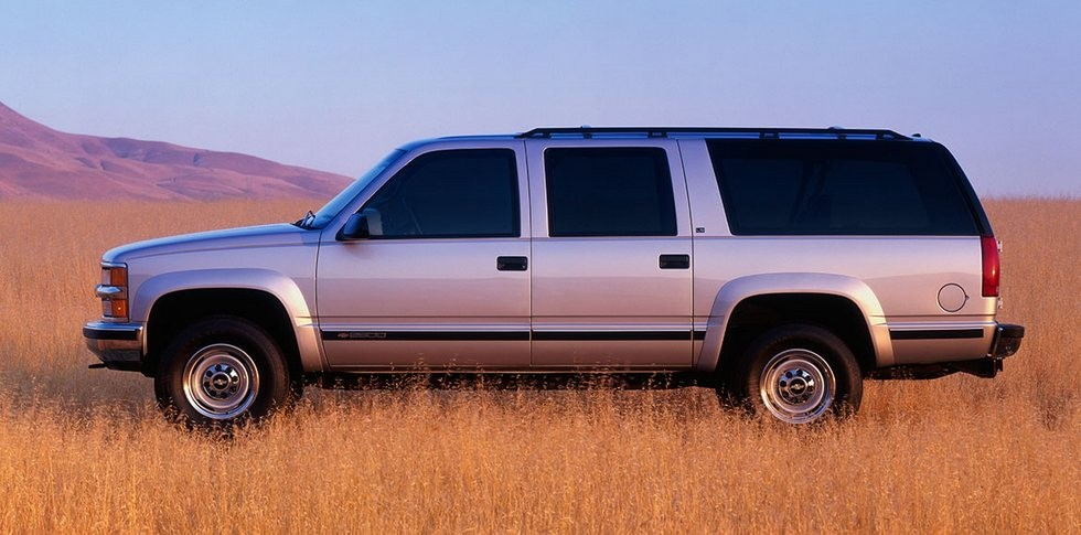 1994–98 Chevrolet 2500 Suburban (GMT400)