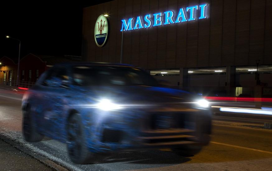 Maserati показала прототип кроссовера Grecale на платформе от Alfa Romeo Stelvio