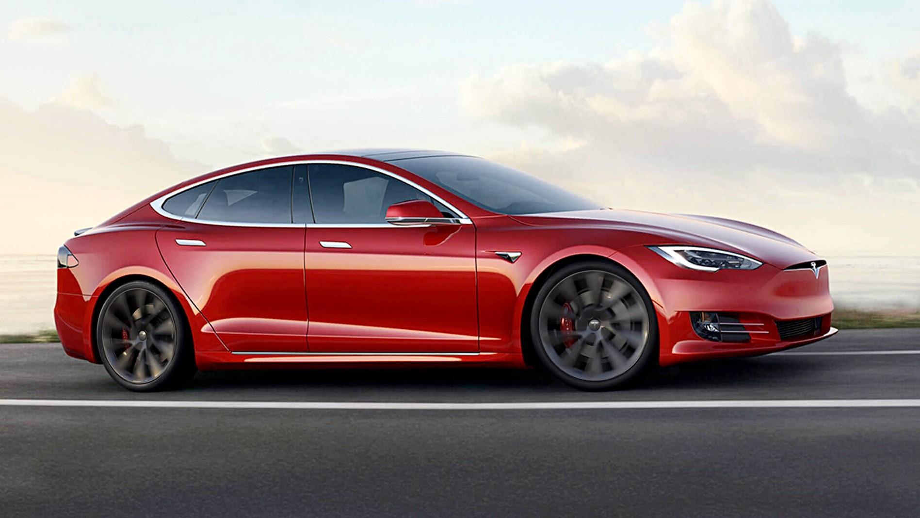 Долгоиграющая Tesla Model S: теперь 647 км на одной зарядке