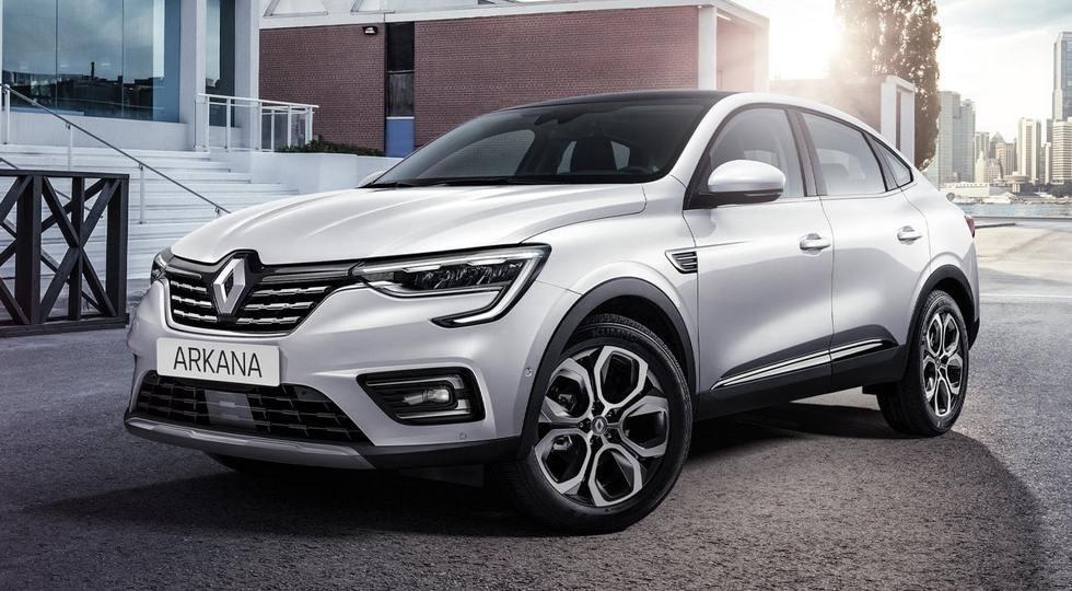 Ещё одна Renault Arkana: проще, чем в Европе, но богаче российского кросс-купе