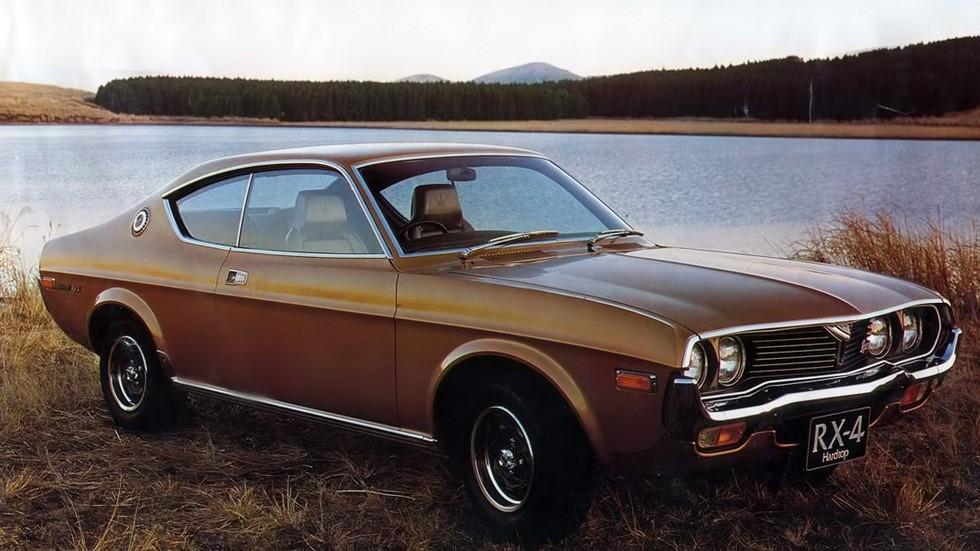 Mazda RX-4 Hardtop Coupe '1972–77