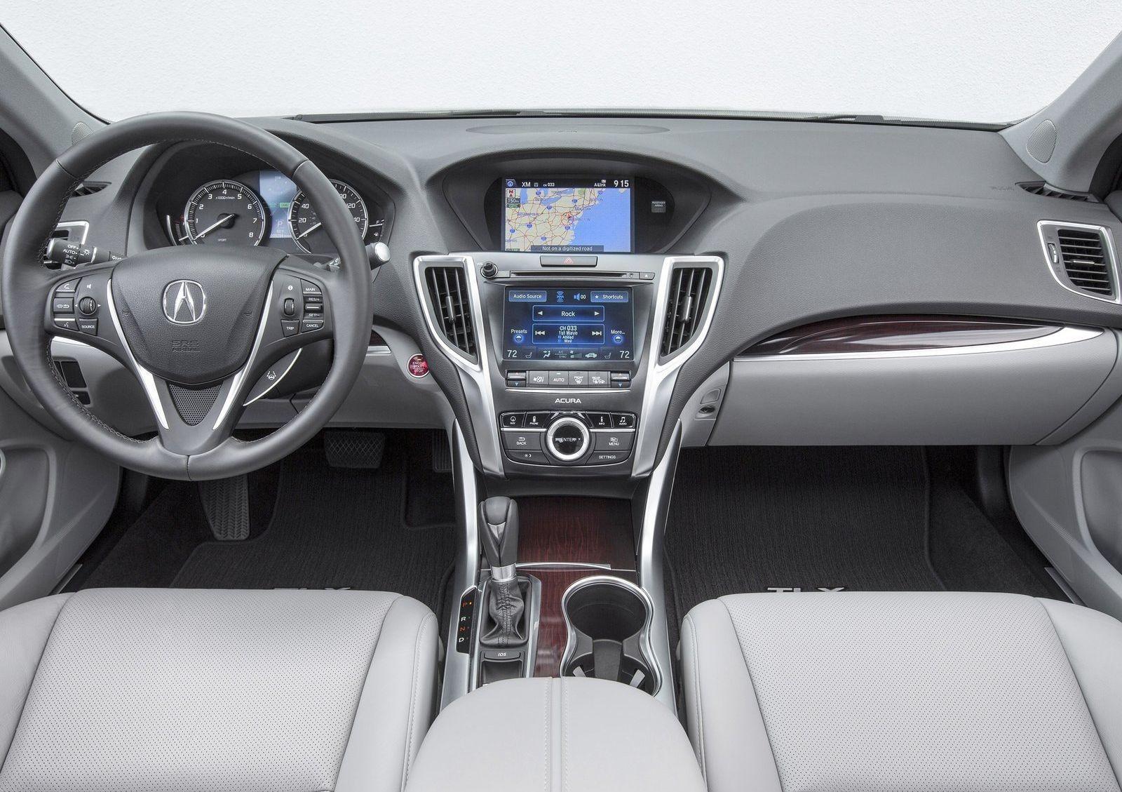 Максимальная редкость, уникальные опции: стоит ли покупать Acura TLX за 1,8 миллиона рублей