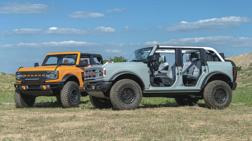 Во всём виноваты экологические требования: Ford Bronco не получит двигатель V8