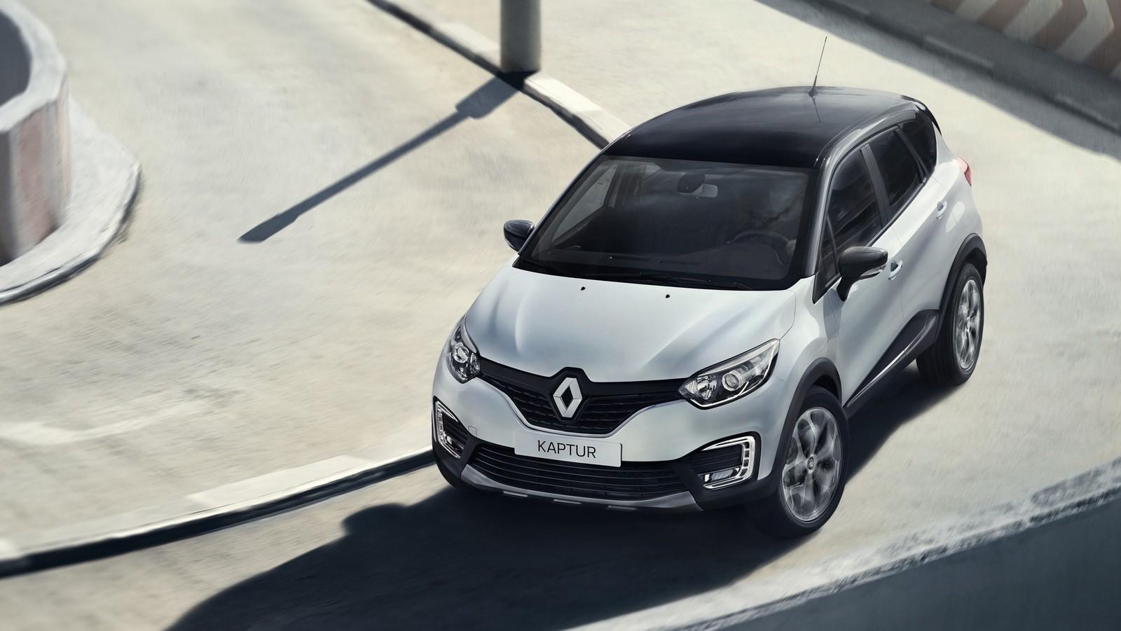 Renault Kaptur '2016–н.в.