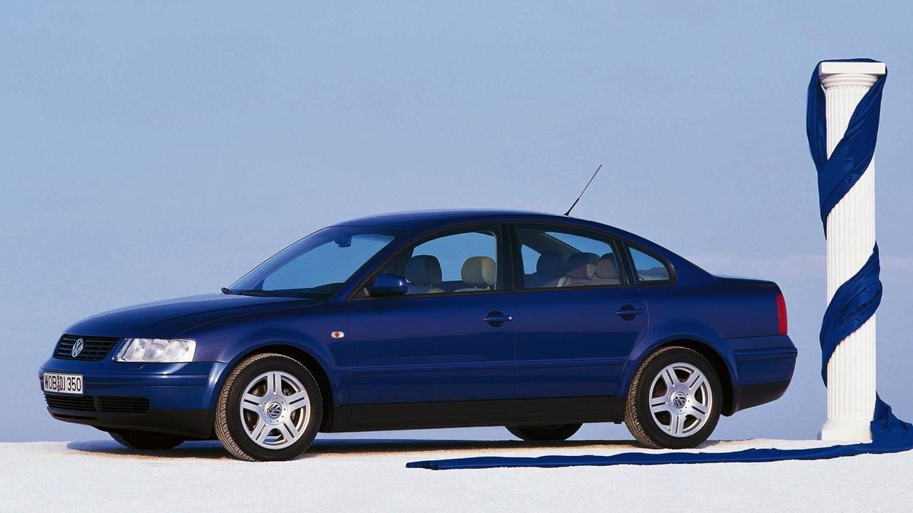 Volkswagen Passat Sedan (B5) '1997–2000