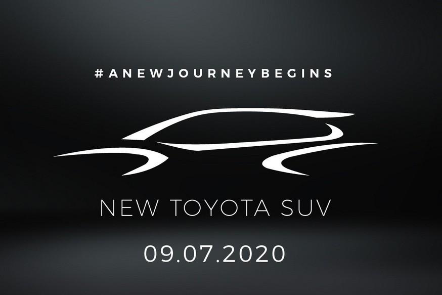 Новый паркетник Toyota Corolla Cross засветился перед премьерой